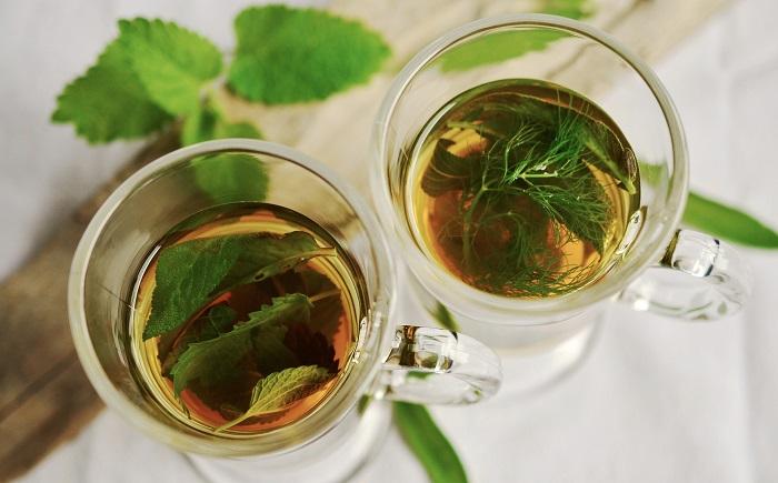 Čaj na posilnenie imunity