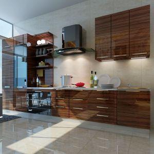 Drevene kuchyne s vkusom