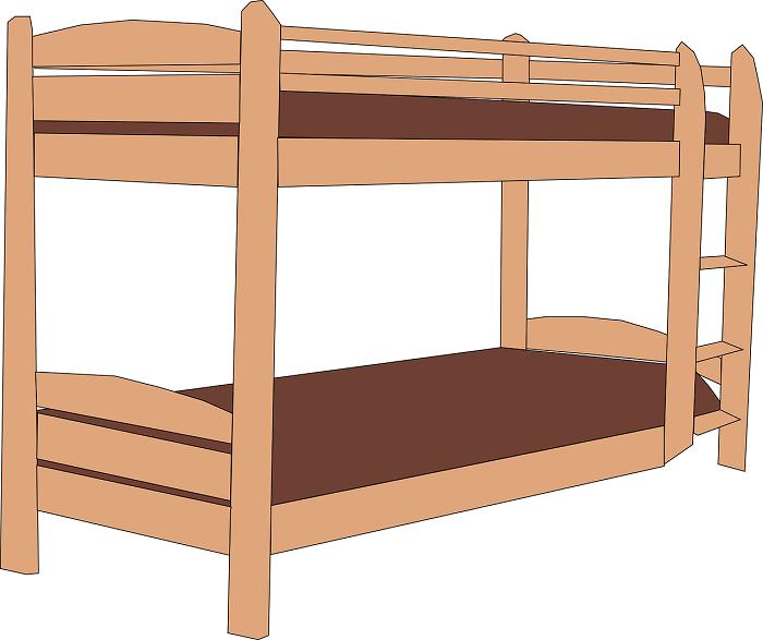 Patrové postele budou pro děti zážitek