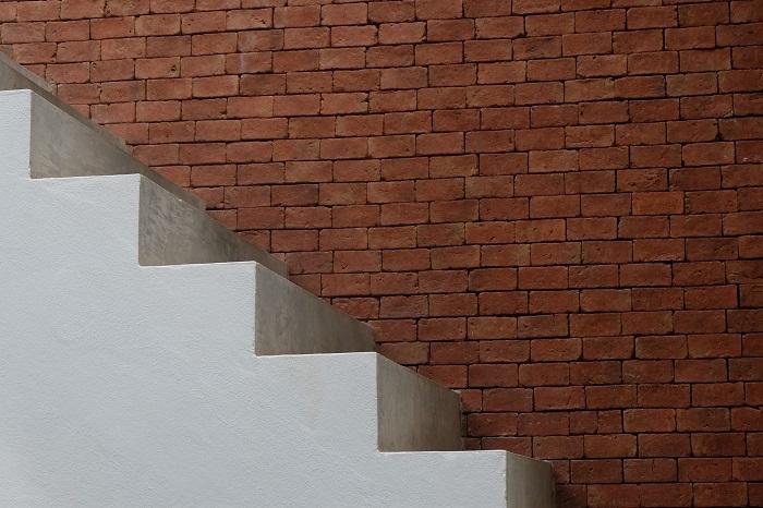 Betonove schody salovanie a jeho kroky