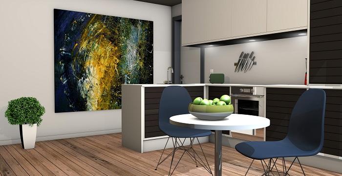 3D prehliadky na predaj bytu